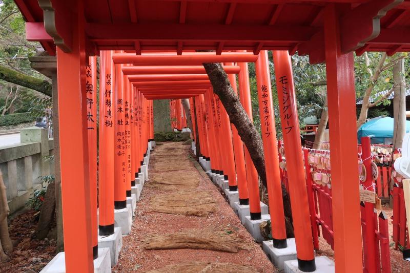 石浦神社101鳥居2