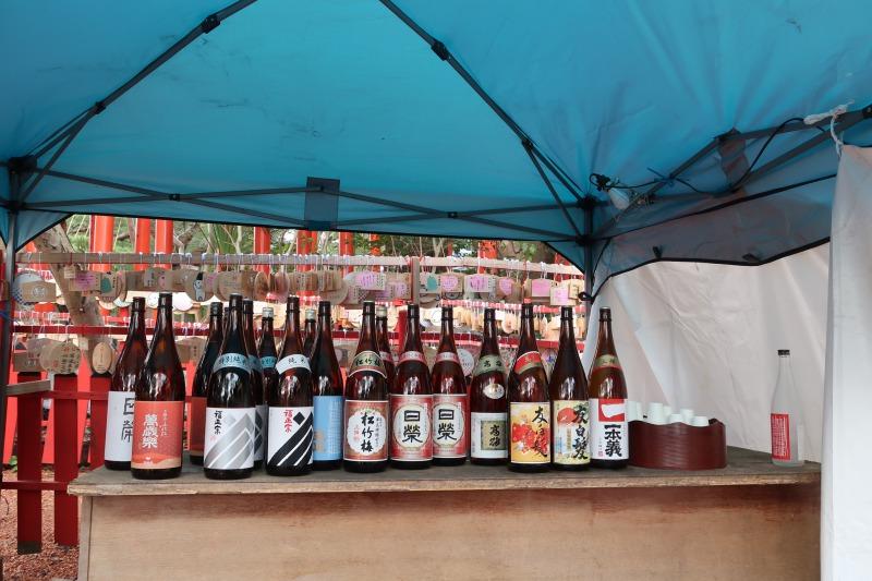 石浦神社 日本酒