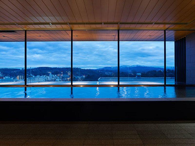 三井ガーデンホテルの大浴場