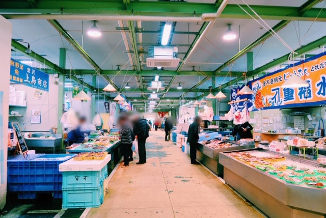 いきいき魚市②