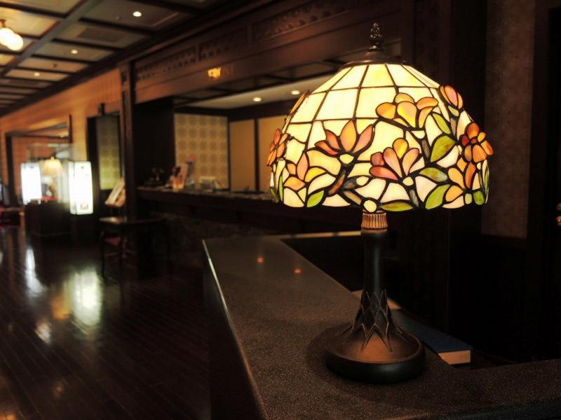 白鳥路ホテル照明