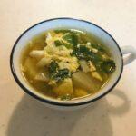 ほっこり大根の中華スープ